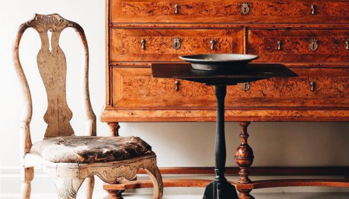Confessions of an Antiques Junkie