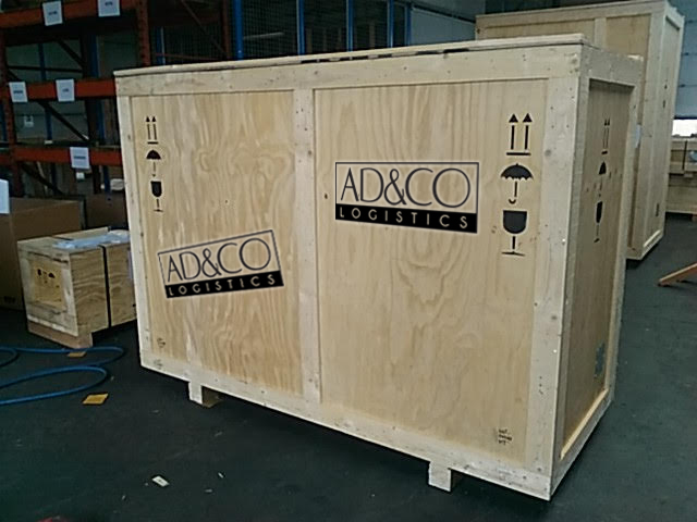 AD&CO Logistics International Art and Antiques Shipping