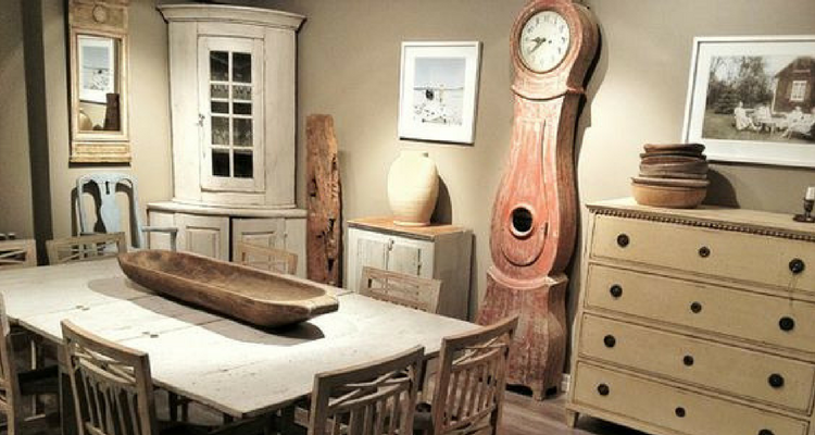 How To Buy Antiques in Sweden