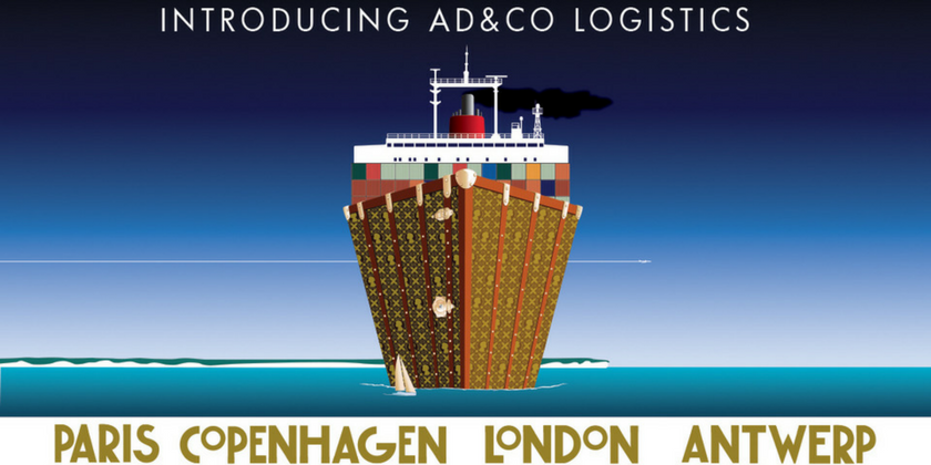 AD&CO Logistics arts and antiques international shipping