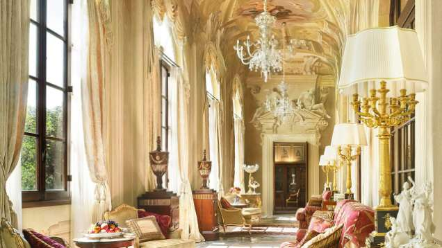 Four Seasons Hotel Firenze - Weekend in Florence | Toma Clark Haines | The Antiques Diva