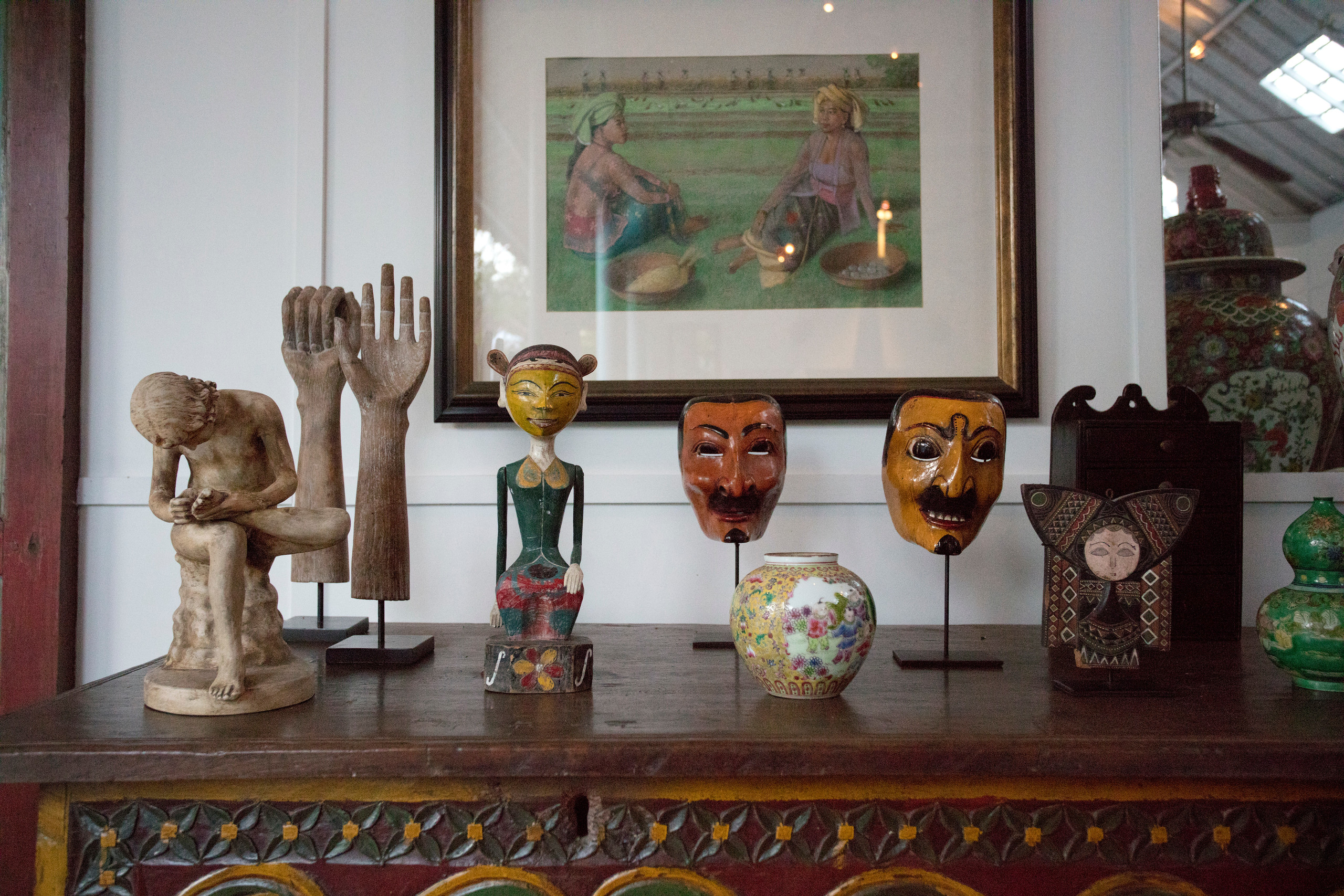 The Antiques Diva Visits Lemari Bali