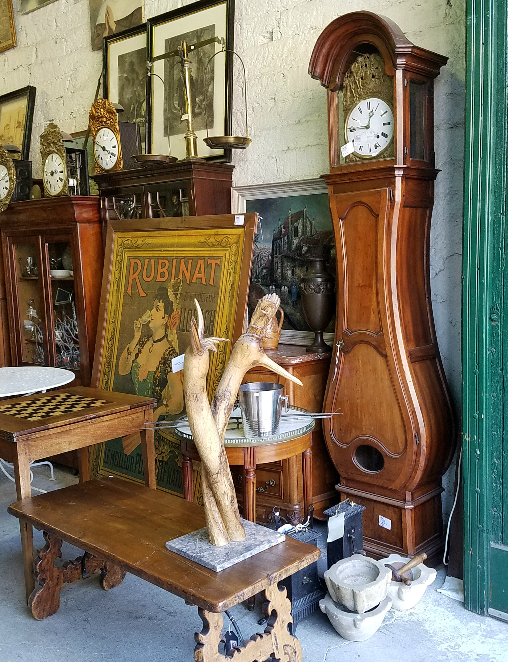 Lolo French Antiques.Buying Trip.2017