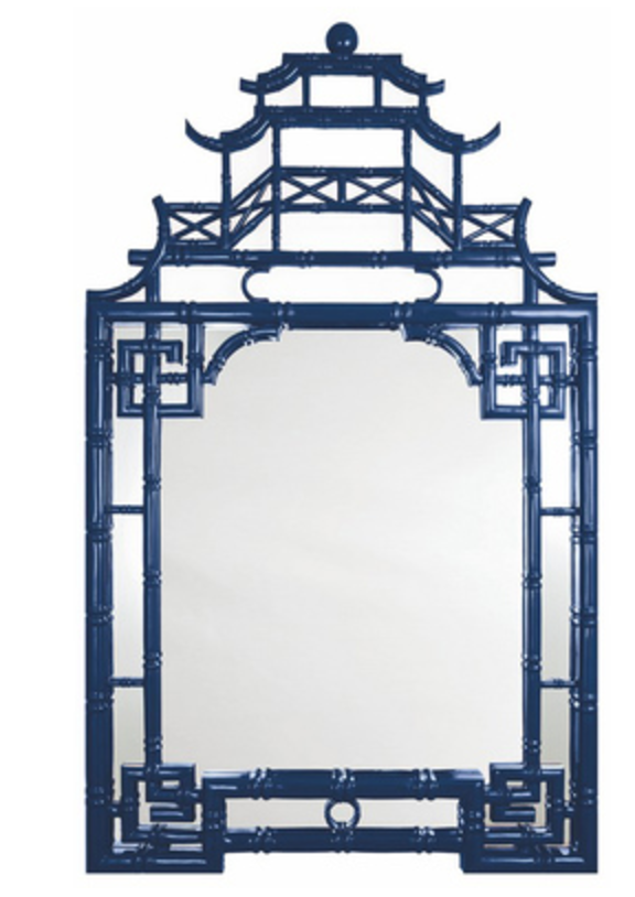 Pagoda Mirror, Interior HomeScapes