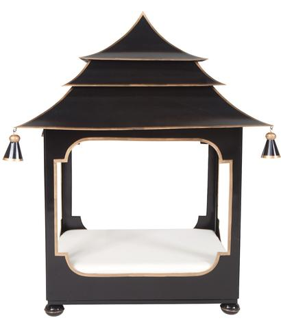 Pagoda Pet Bed, Society Social