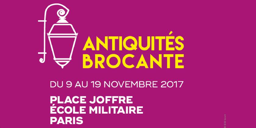 Bastille Brocante New Location in November | The Antiques Diva