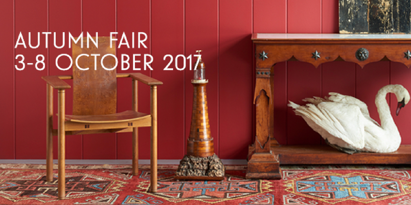Current Trends at the Battersea Decorative Fair | The Antiques Diva