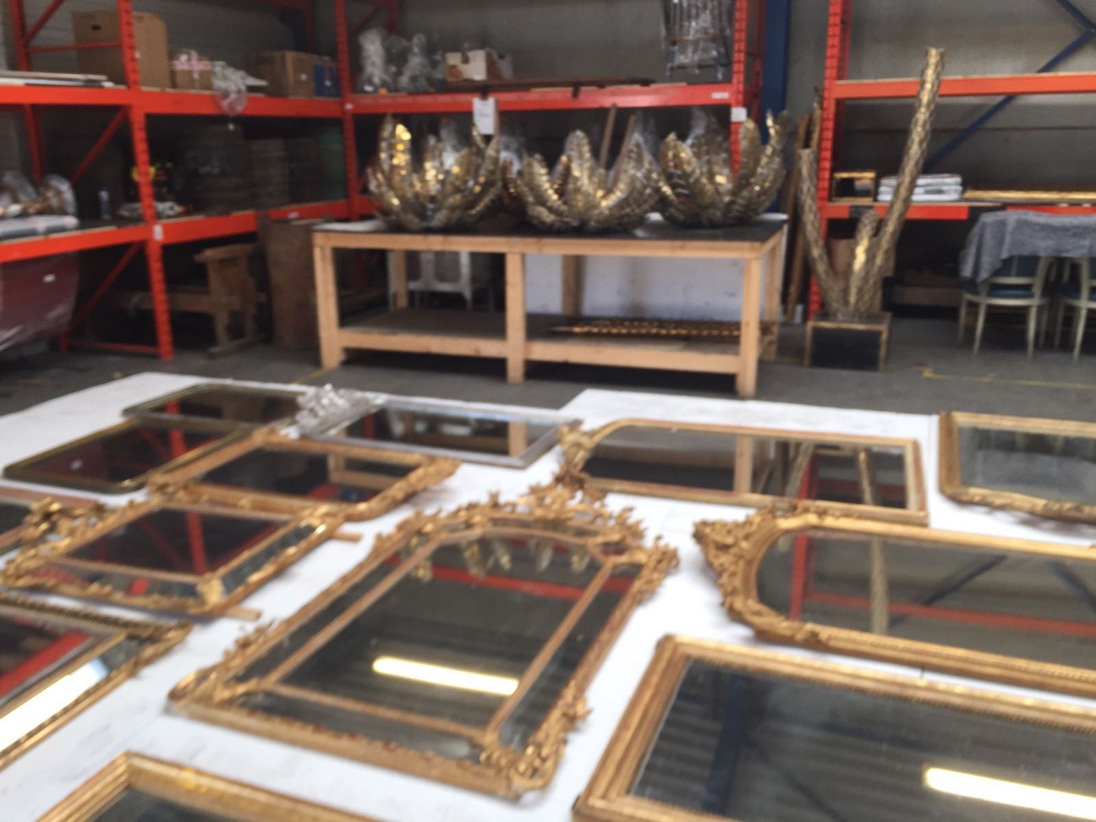 AD&CO Logistics provides international art and antiques shipping for single items, half load or full load shipments