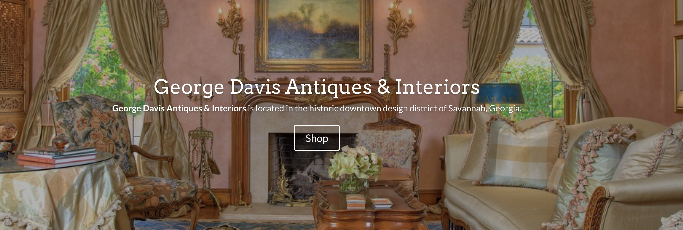 George Davis Antiques & Interiors