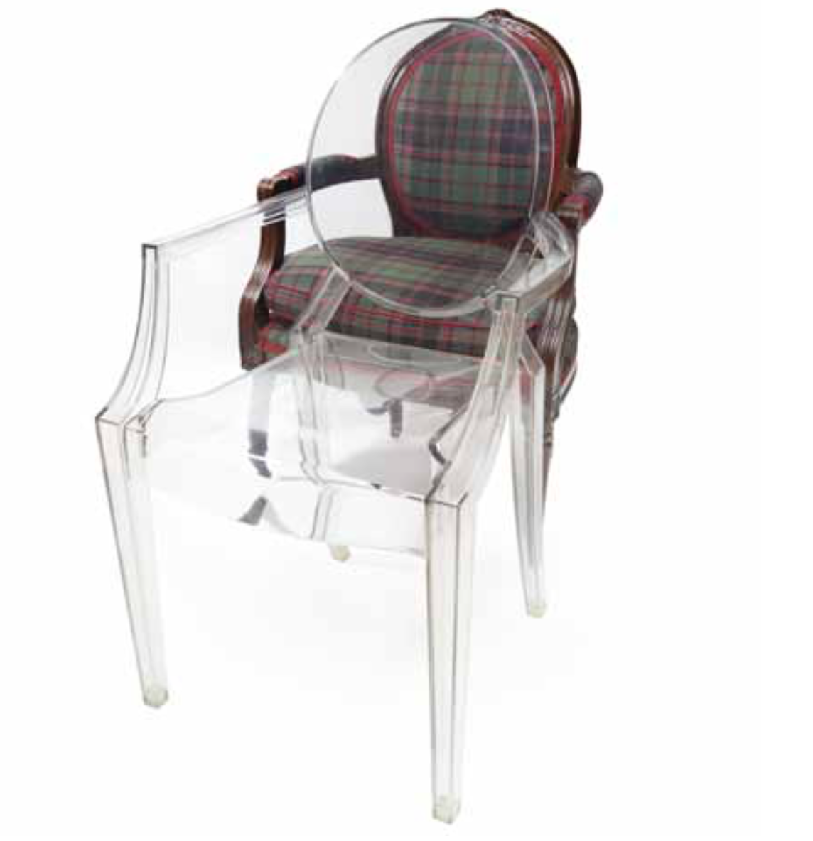Please Be Seated -More Historic Chairs | Louis Ghost Chair