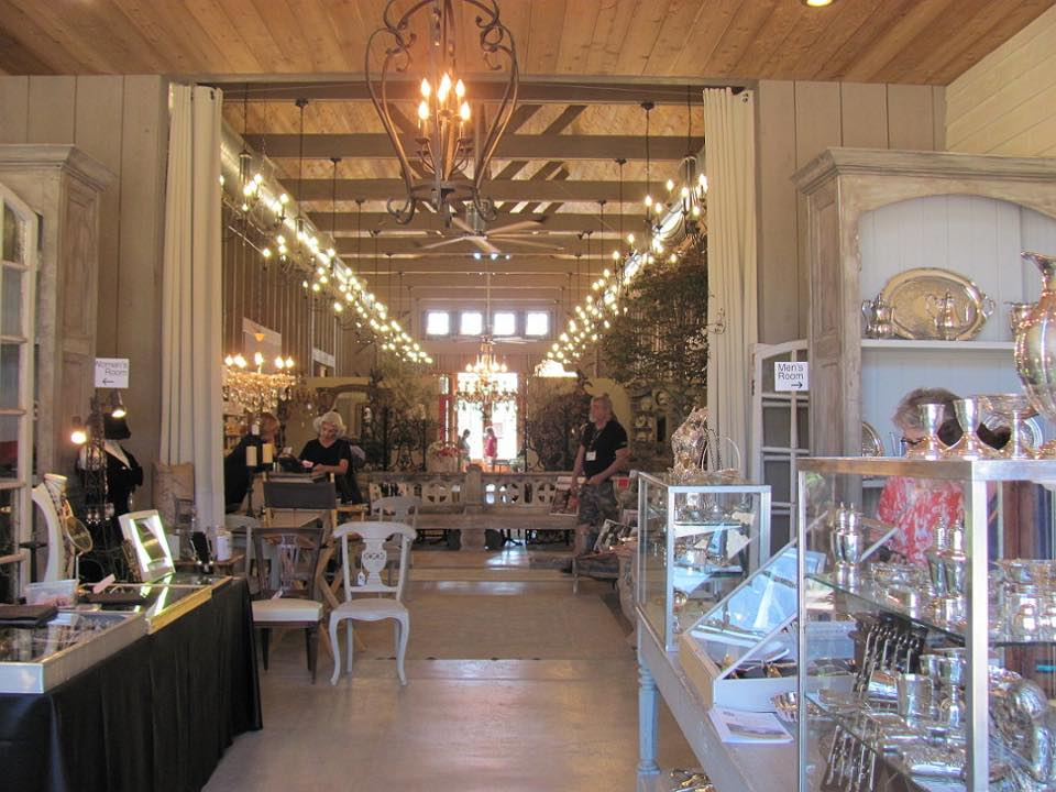 Round Top Tour | Antiques Diva
