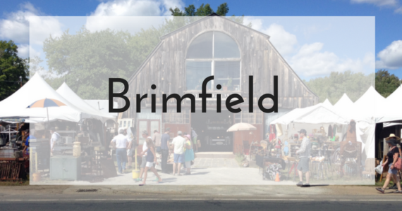 US Antiques Diva Group Tour - Brimfield