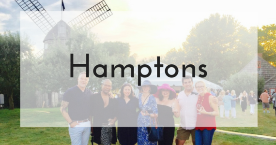 US Antiques Diva Group Tour - Hamptons