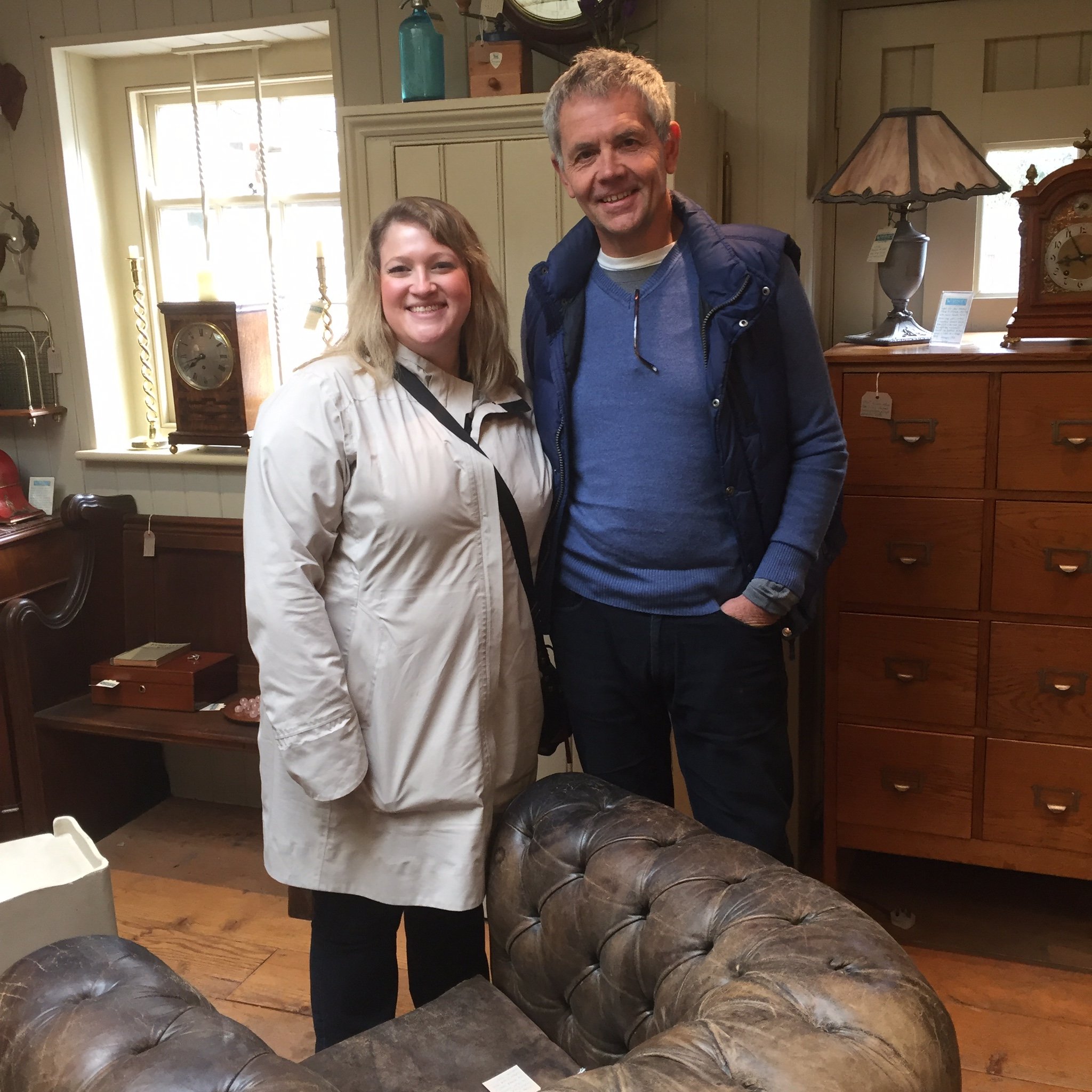Making International Contacts & Maintaining Relationships | Why I'm On My 7th Antiques Diva Buying Tour in 3 Years | The Antiques Diva