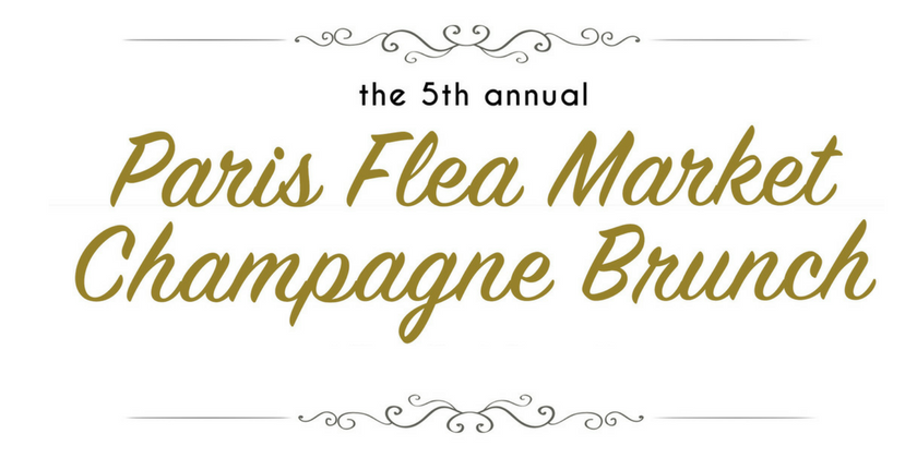 5th Annual Paris Flea Market Brunch Celebrating 10th Anniversary of The Antiques Diva & Co | Toma Clark Haines | The Antiques Diva