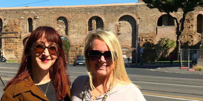 Design and Antiques Shopping in Rome with Antiques Diva Guide Désirée | Tom Clark Haines | The Antiques Diva