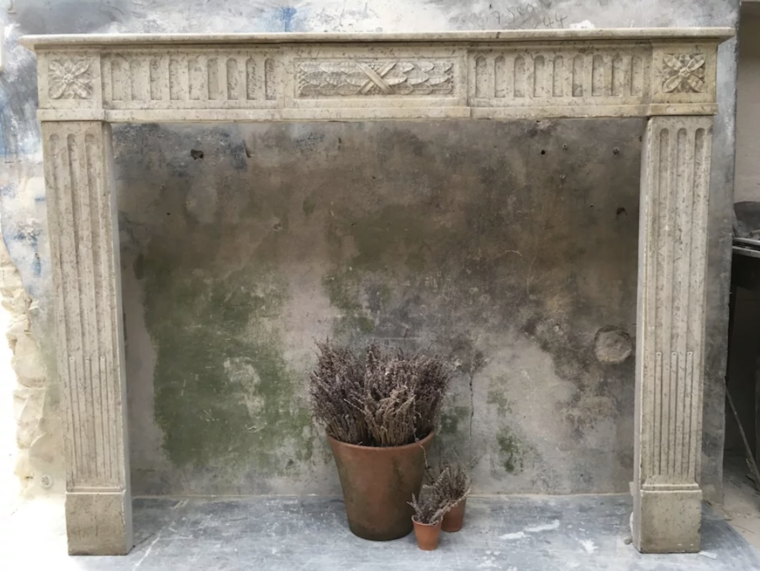 architectural salvage - Wharton Antiques, Somerset