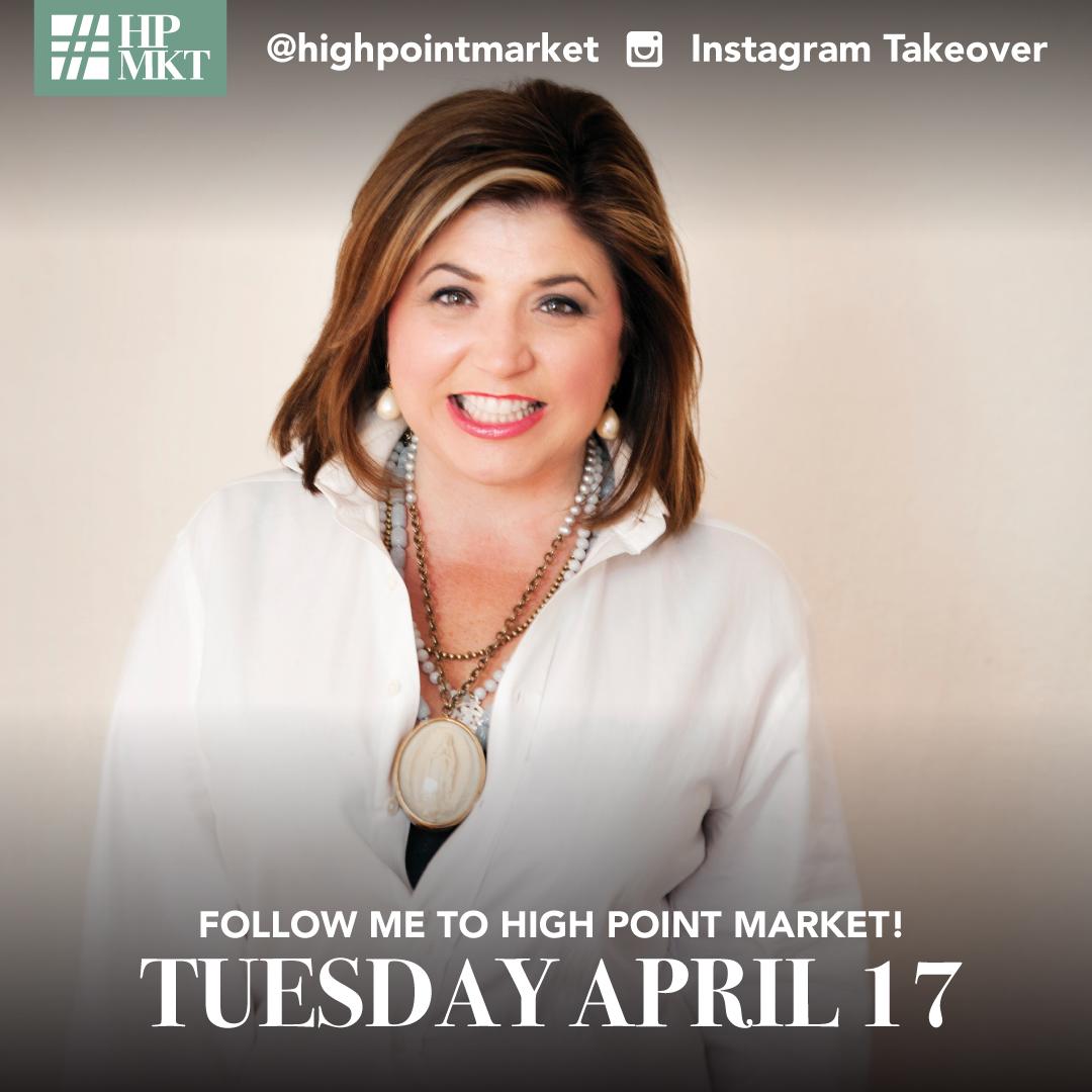#HPMKT Instagram Takeover for Spring Market by Toma Clark Haines