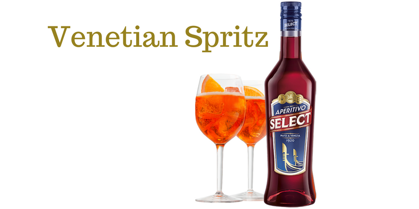 Venetian Spritz Recipe | Toma Clark Haines | The Antiques Diva