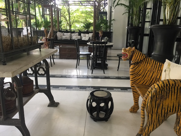 The Siam Hotel, Bangkok, Thailand | Toma Clark Haines | The Antiques Diva & Co