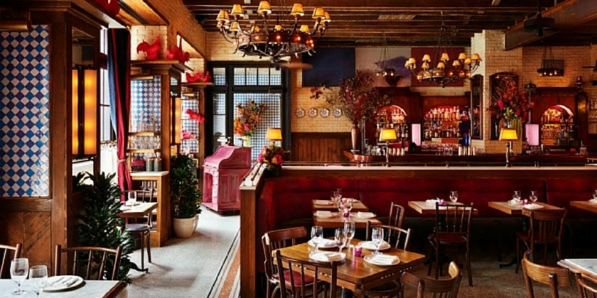Architectural Salvage: Adding Spice to Restaurant Design   Toma Clark Haines   The Antiques Diva & Co