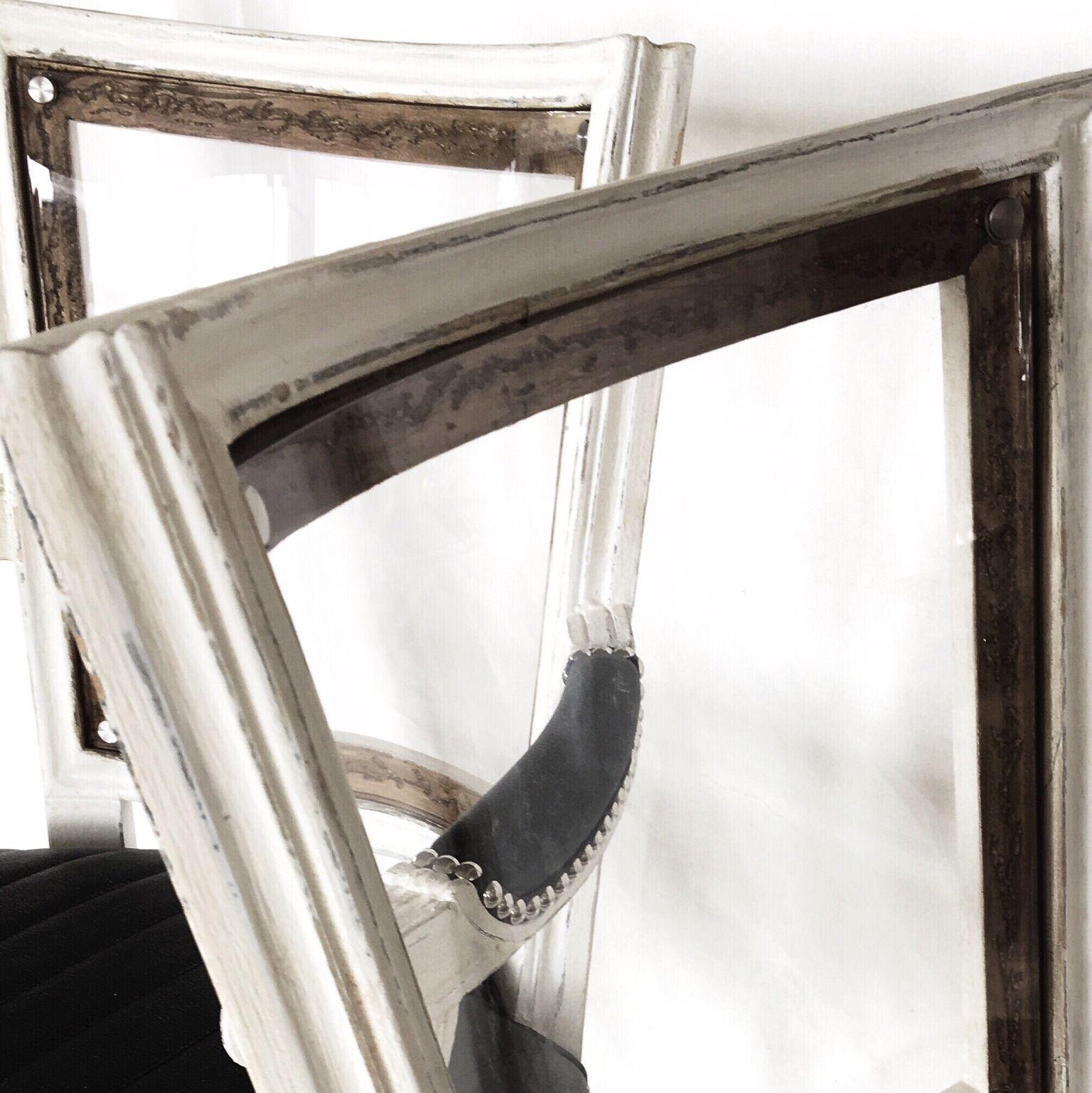 Chair as Sculpture: Marie-Antoinette Chair