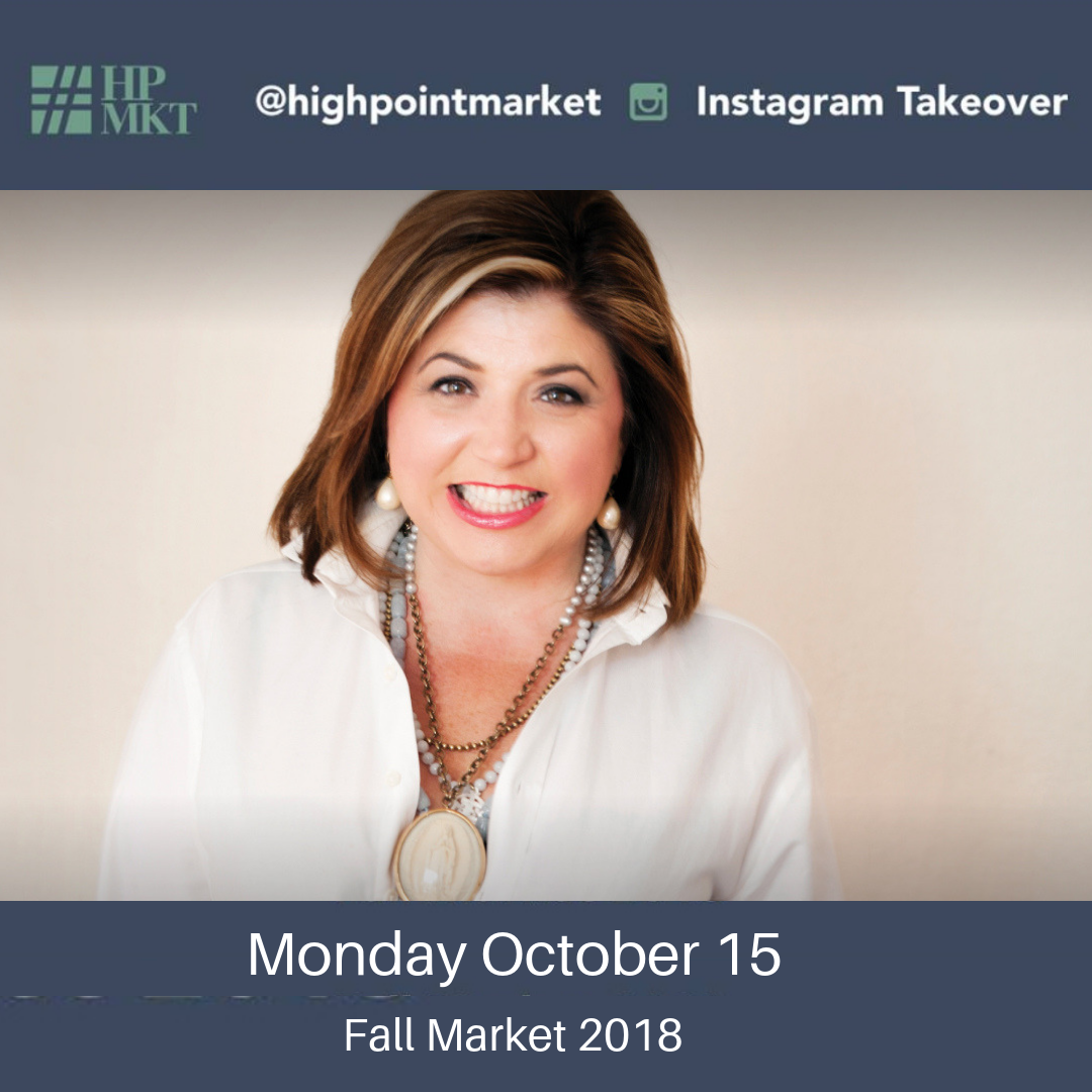 Toma Clark Haines HPMKT Instagram Takeover Monday October 15