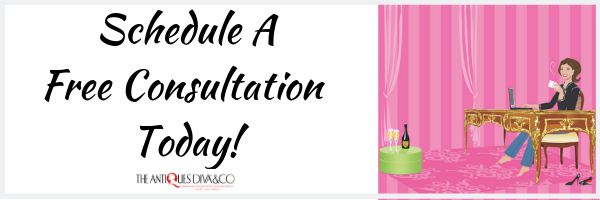 Schedule a Free Consultation | Antiques Diva Training and Mentoring Program