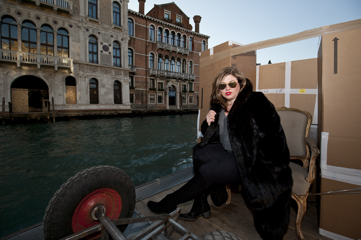 Toma Clark Haines Move To Venice | The Antiques Diva