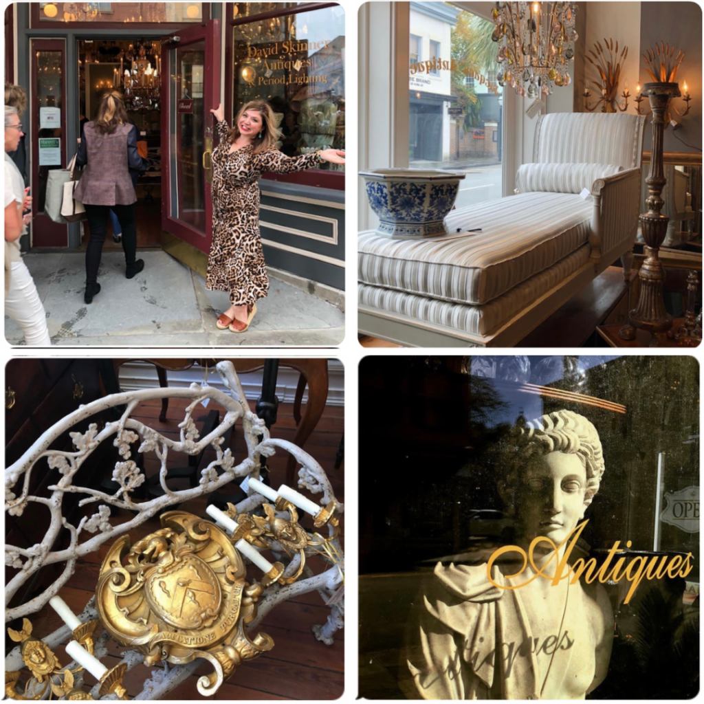 Charleston Antiques Tour with Southern Style Now | #NoPassportRequired | The Antiques Diva & Co