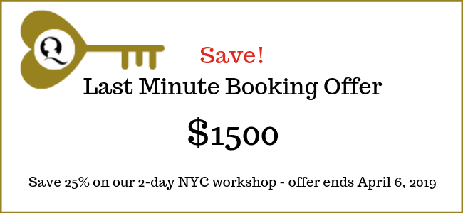 Save 25% | Last Minute Booking Offer | Antiques Diva Antique Dealer Training Workshop in NYC