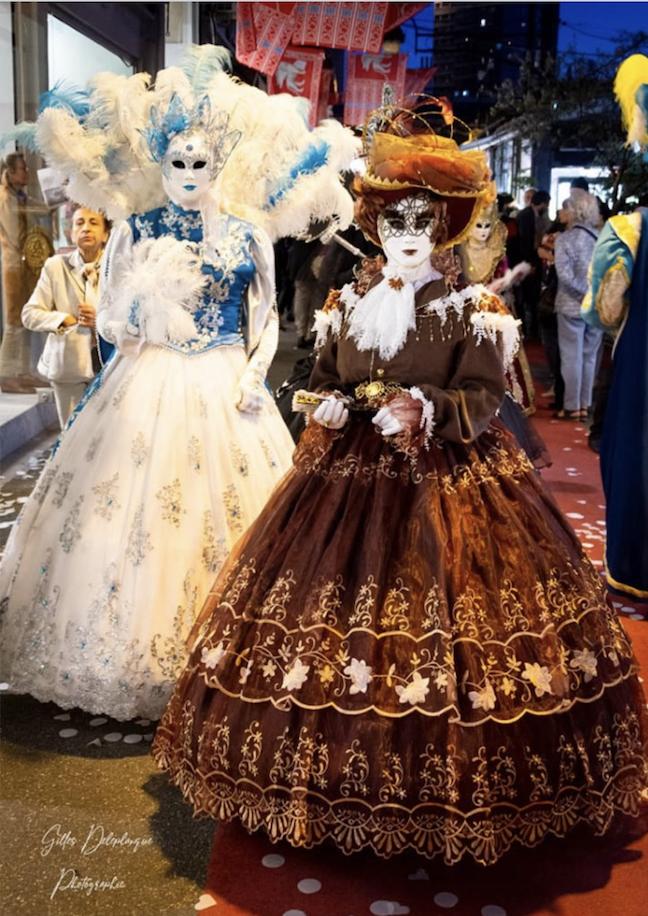 Mon Tresor Venise at Marché aux Puces