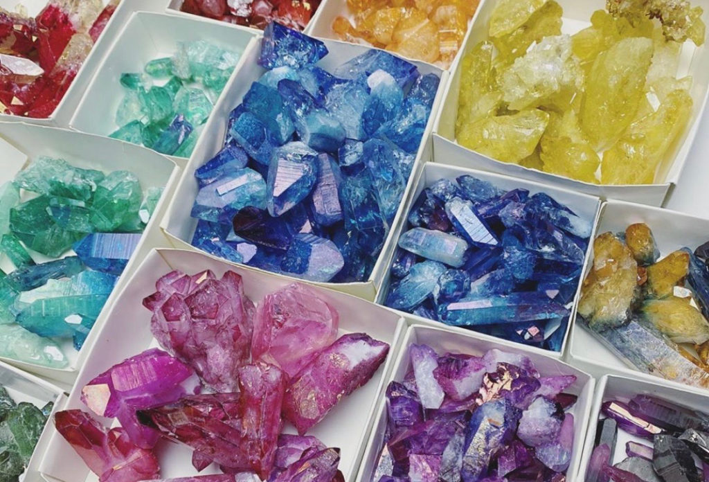 Crystals | The Repubulic of Toma