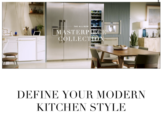 Define Your Modern Kitchen Style