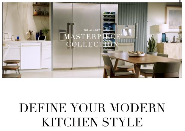 Define Your Modern Kitchen Style